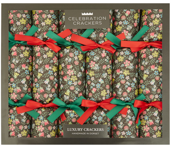 Wee Birdy's round-up of the best crackers for Christmas 2014: Liberty print crackers, via WeeBirdy.com.