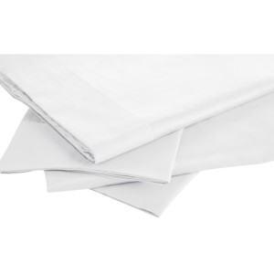 Berkley Queen sheet set in White, $99, from Freedom.