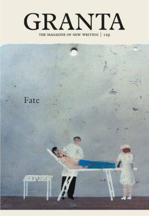 25 Excellent Presents for Book Lovers, via WeeBirdy.com: Granta 129: Fate £12.99, from Granta.