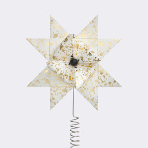 Paper top star, EUR 35, from Ferm Living.