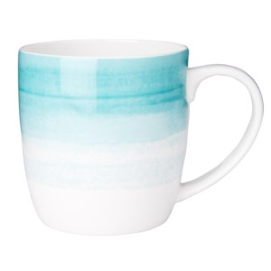 Disolve bone china mug in Jade, $6.95, from Freedom.
