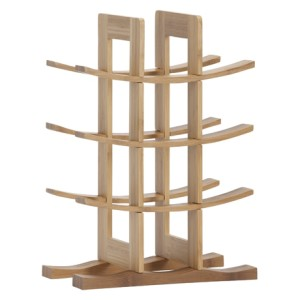 12 bottle wine rack, $39.95, from Freedom.