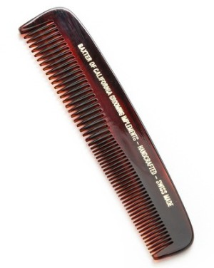 Baxter of California beard comb, $17.51, from East Dane.