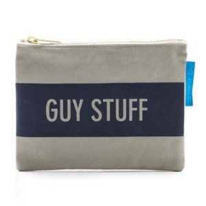 Flight 001 guy stuff pouch, $22.51, from East Dane.