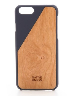 Native Union CLIC Wood iPhone 6 case, $50.03, from East Dane.
