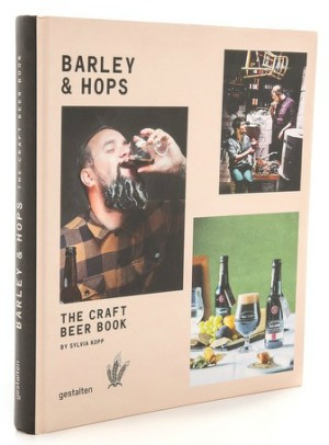 Barley & Hops: The Craft Beer Book, $62.53, from East Dane.
