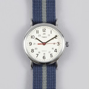 Timex Weekender watch, £49.99, from Goodhood.