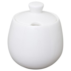 Tailor Coupe sugar pot with lid, $9.95, from Freedom.