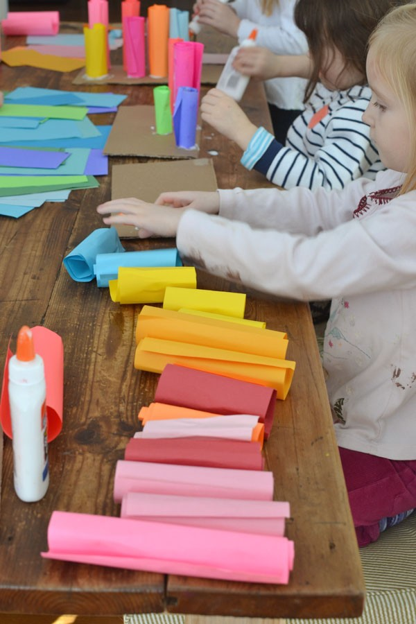 The best craft projects to make with kids, via We-Are-Scout.com.