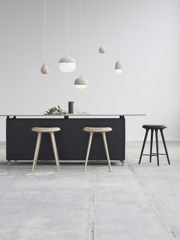 Scandinavian design: Danish brand Mater bar.