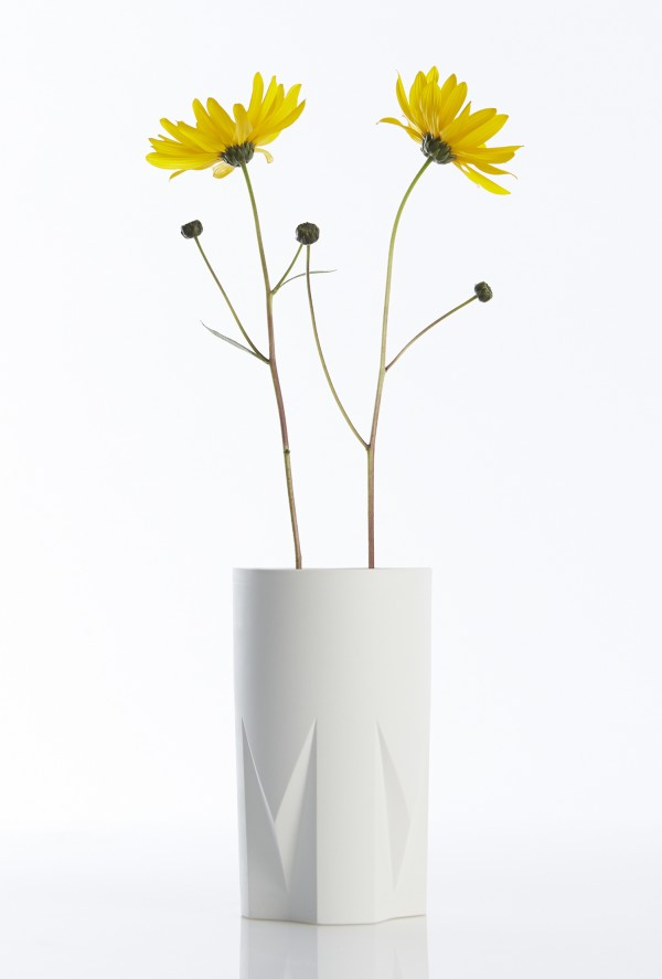 Scandinavian design: Queen series Q11 vase by Piece of Denmark.