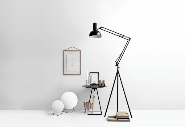 Scandinavian design: Assorted designs by Moebe.