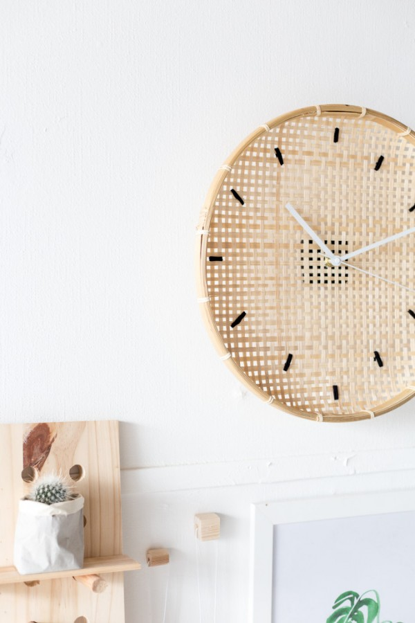 DIYs for your home: Embroidered Basket Block by Fall for DiY.