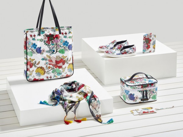 Australian fashion brand SPORTSCRAFT has collaborated with Brazilian artist Ana Strumpf on an exclusive collection of limited edition travel essentials.