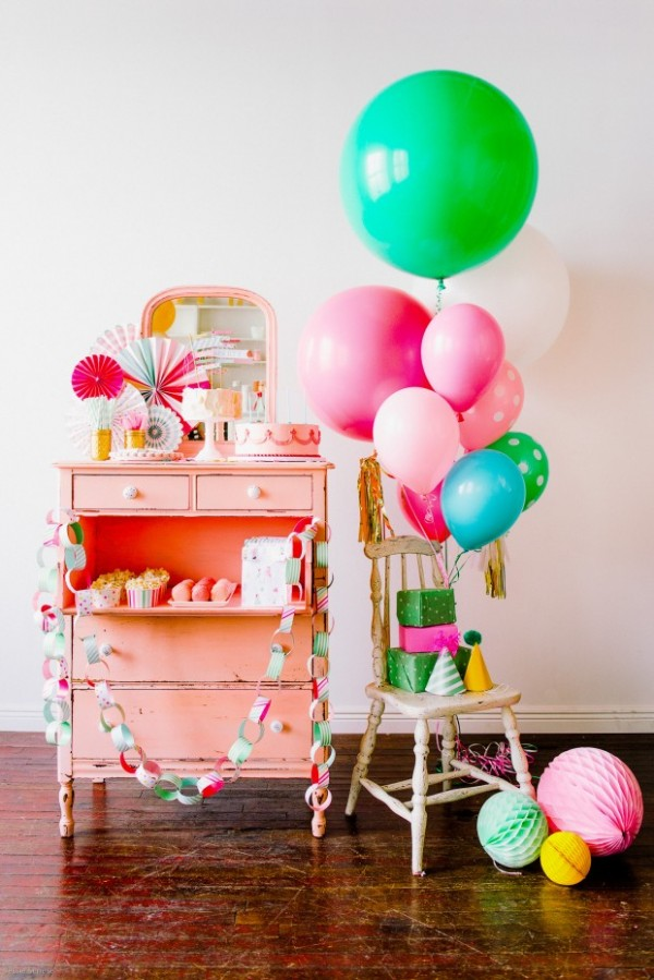 New party ware collection: It's a Party by Sweet Lulu at Lark, via We-Are-Scout.com.