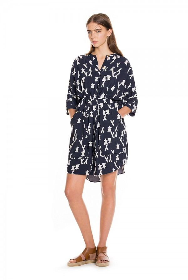 2. Print Shirt Dress, 9 from Country Road.