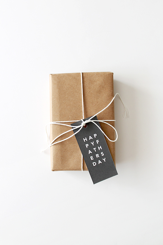 Printable father's day gift tags by Almost Makes Perfect.
