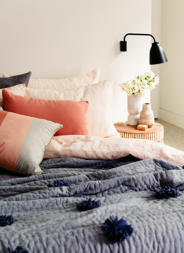 The Australian bed linen brands to watch this Spring 2016: I love Linen, via WeeBirdy.com.