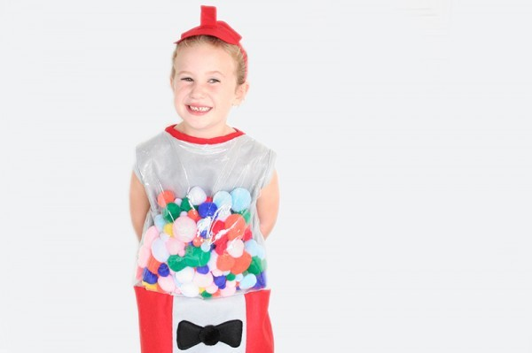 DIY gumball costume by Studio DIY.
