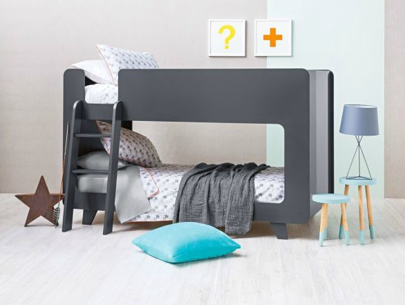 Frankie bunk bed from Domayne.