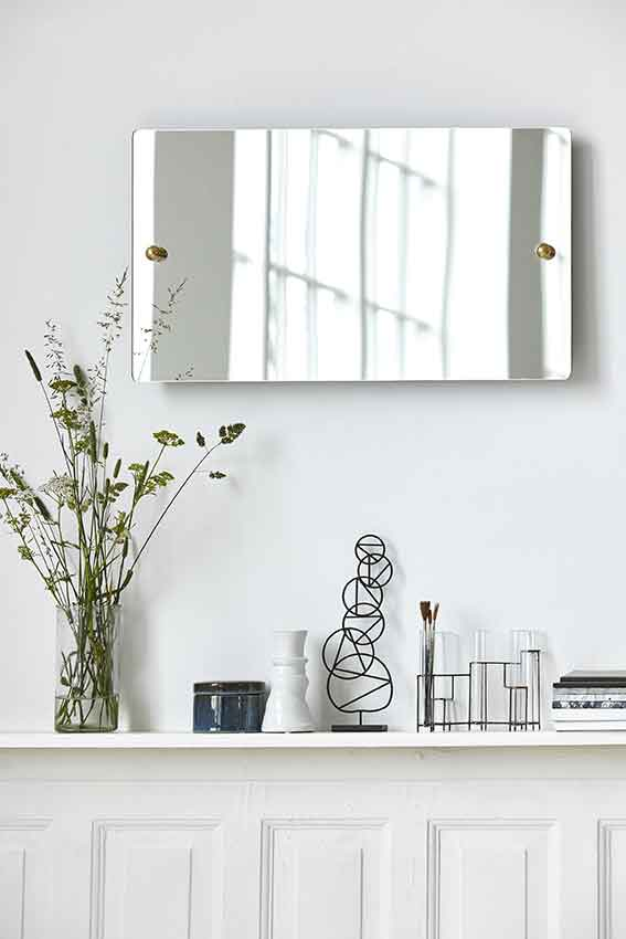 How to style a vignette inspired by Danish brand House Doctor: the mantel.