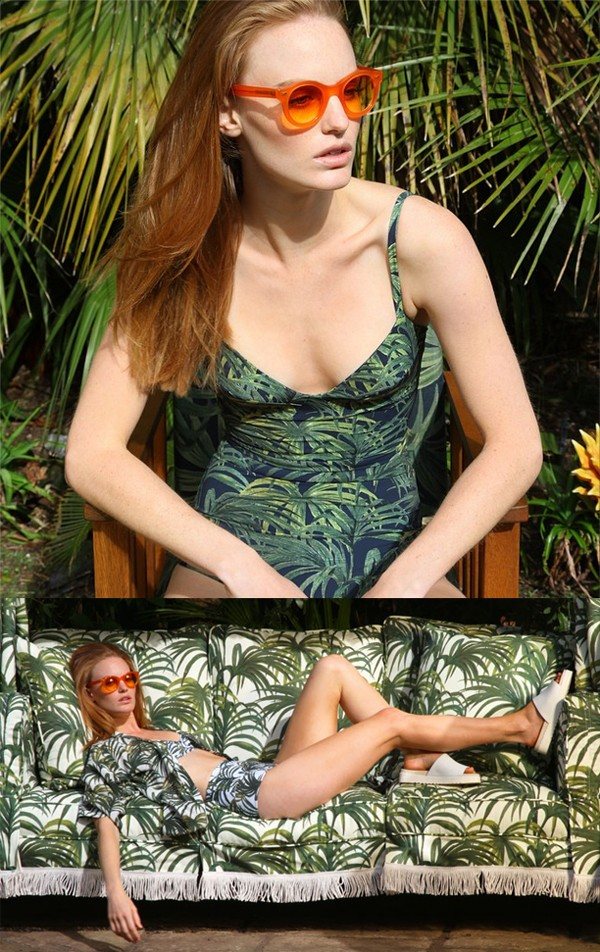 House of Hackney swimsuit and
