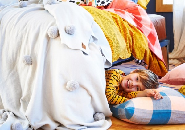 Gorgeous bedding and homweares for kids and adults from Kip & Co's new Hibernate collection, AW15, via We-Are-Scout.com.