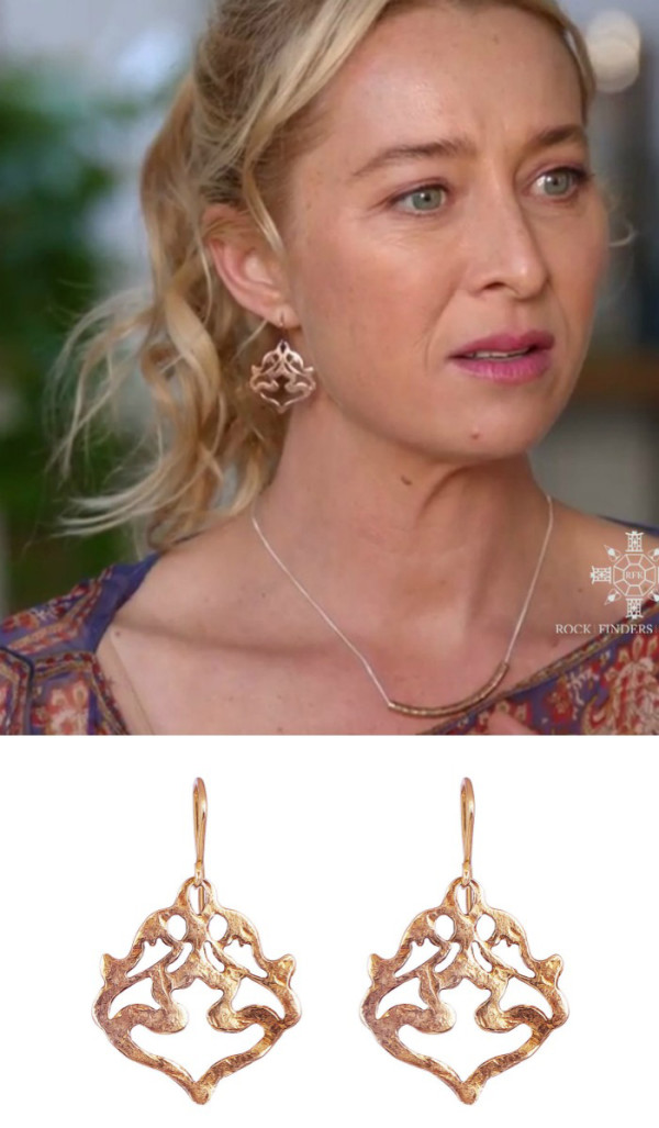 These are the Nina Proudman earrings I've been looking for!