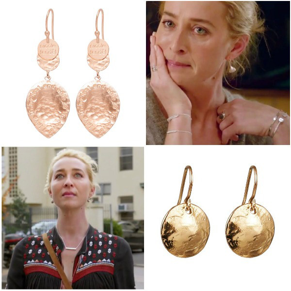 Nina Proudman earrings: get the look.