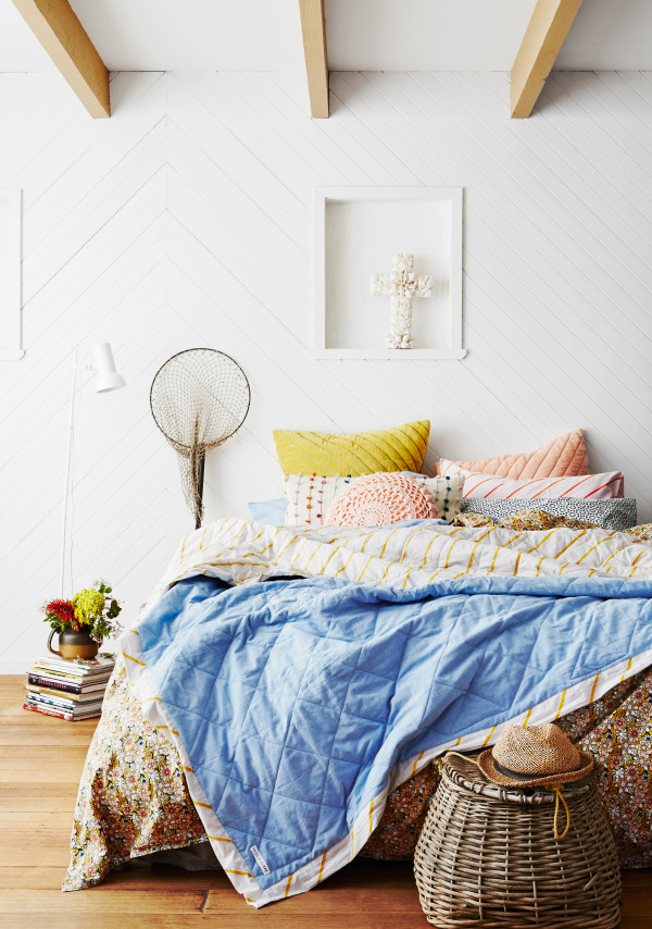 The Australian bed linen brands to watch this Spring 2016: Sage and Clare, via WeeBirdy.com.