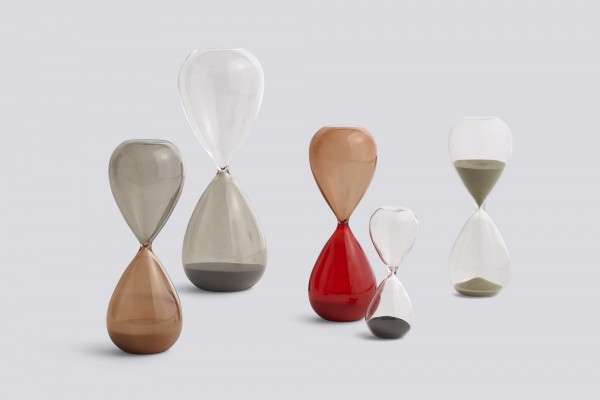 New Time hourglasses, arriving in November.