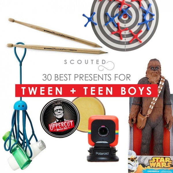 We Are Scout's Must-Read 2015 Gift Guides.