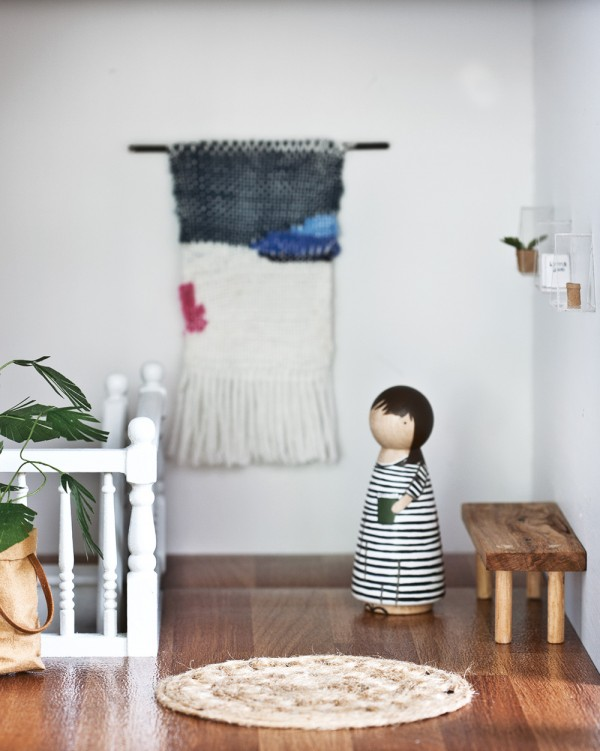 Details From Littlelinzis Amazing Dollhouse Renovation For Her Daughter With Handmade Iconic