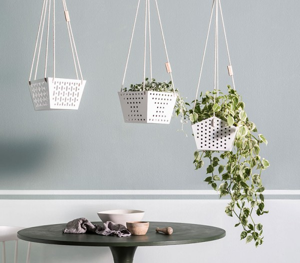 Shelf/Life planters styled by Vanessa Colyer Tay
