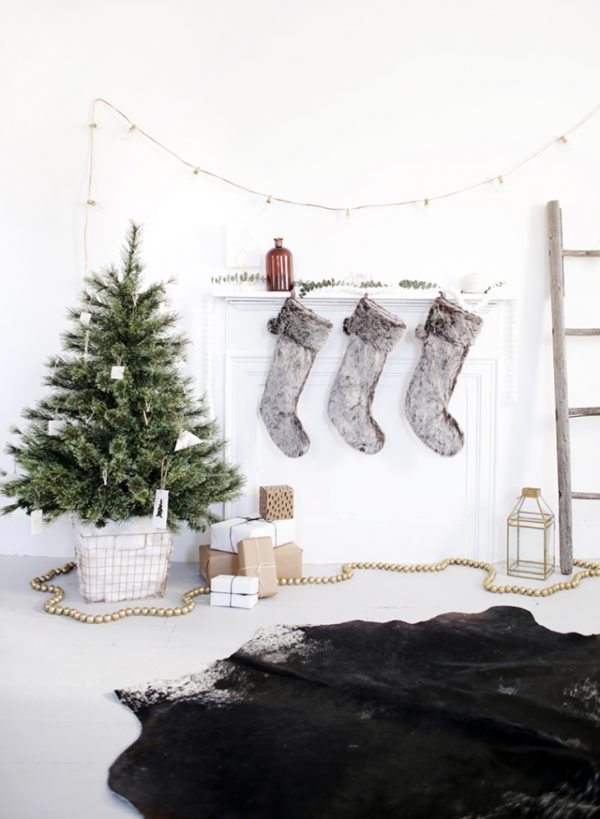 nordic style christmas style by merry thought - Nordic Style Christmas Decorations