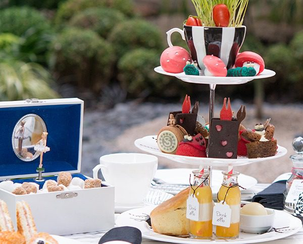 Princess Eugenie recommends the Mad Hatters afternoon tea at The Sanderson.