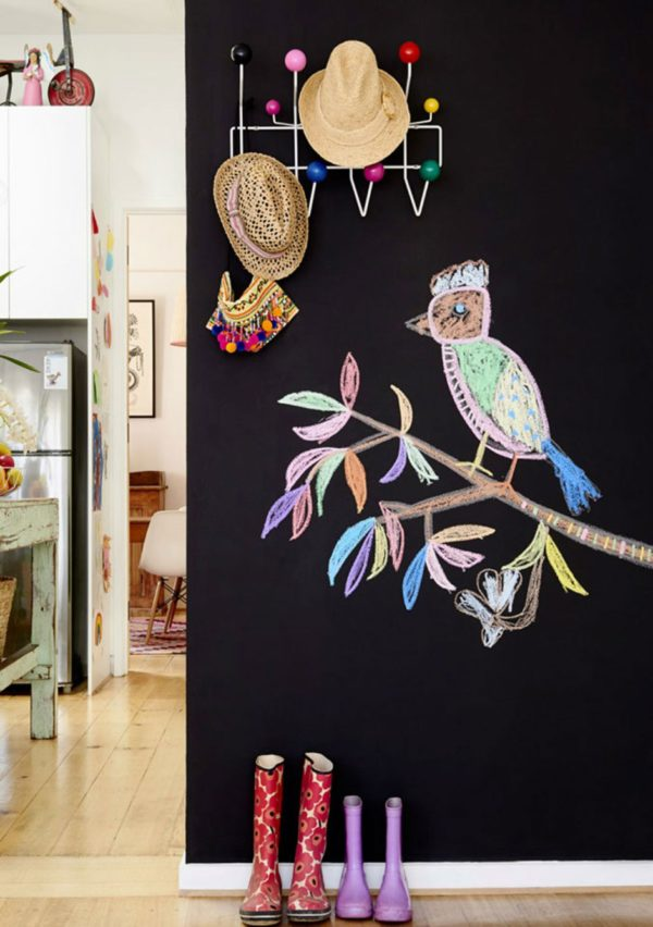 Fresh ideas and favourite looks for a stunning entry way. Photo via Child Mags.